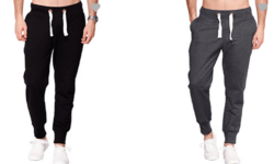 Rocking the fashion streets with your jogger pants